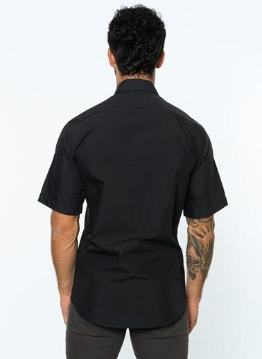 Men Club Gömlek Siyah